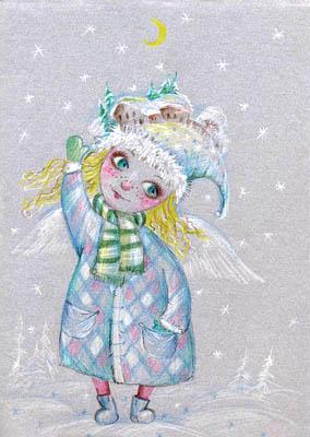 Зима пришла--------- (кликните по изображению, чтобы открыть его в полный экран)